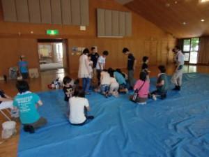 小学生サマーキャンプ2011